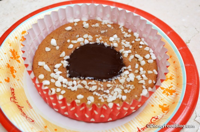 Gingerbread Almond Cookie