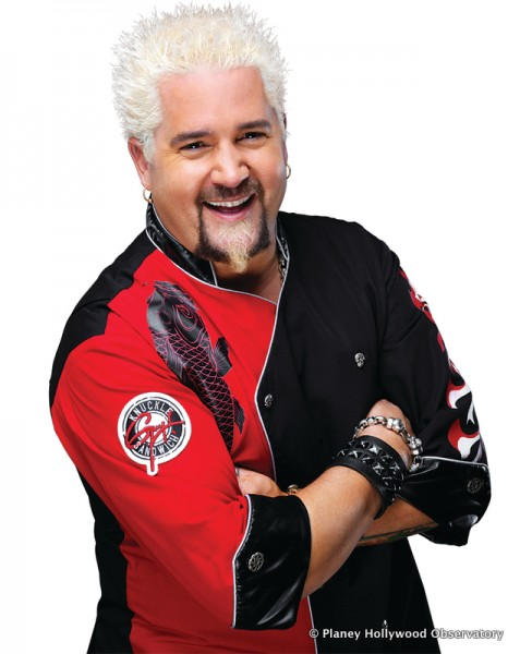 Chef Guy Fieri
