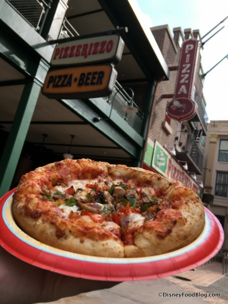 Welcome to PizzeRizzo!