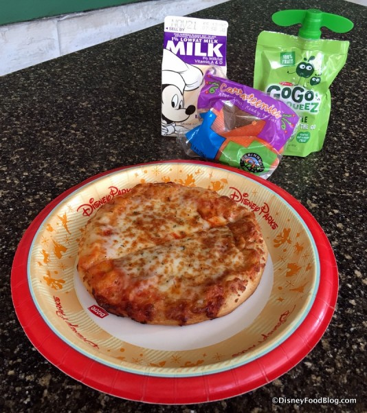 Kids'Pizza Meal