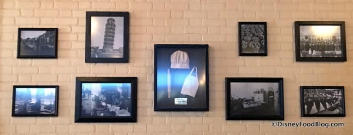 PizzeRizzo wall decor