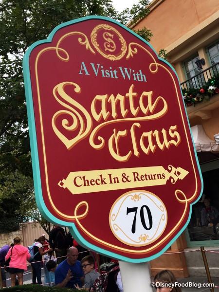 Visit with Santa Claus!