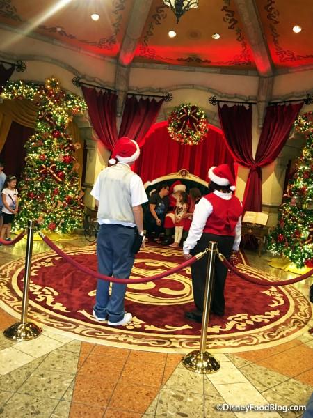 Santa Claus Meet and Greet