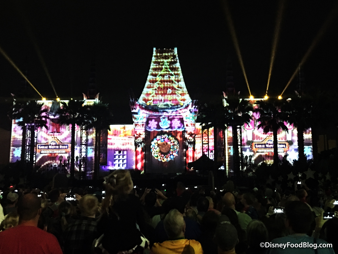 Jingle Bell, Jingle BAM! Holiday Dessert Party in Disney