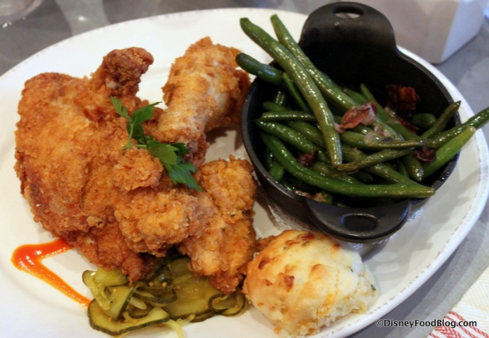 Chef Art Smith's Fried Chicken