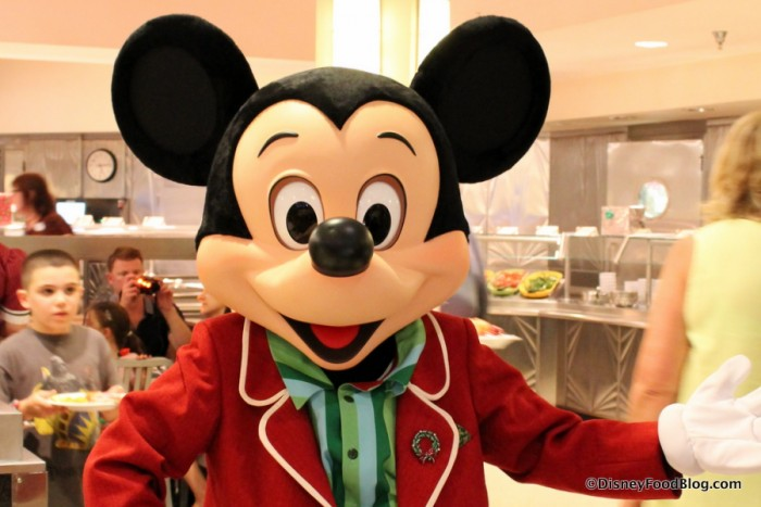 You gotta meet MICKEY!!!