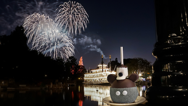 Steamboat Willie Gourmet Apple ©Disney