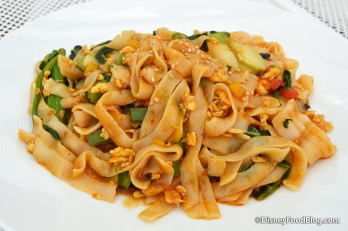 Morimoto Chow Fun Noodles