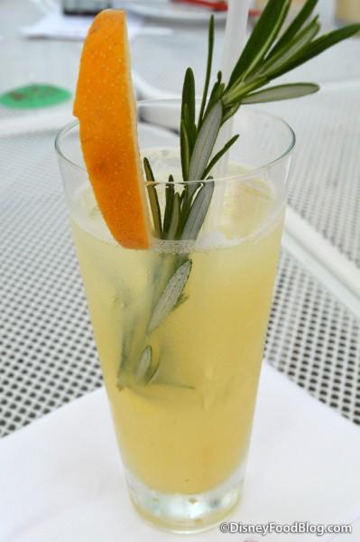 Nashi Pear Margarita
