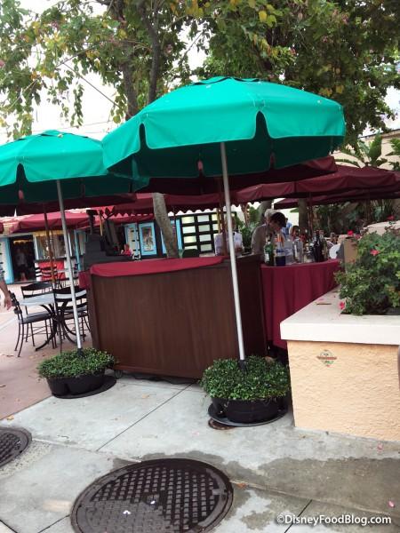 Pop-Up Bar at Disney's Hollywood Studios