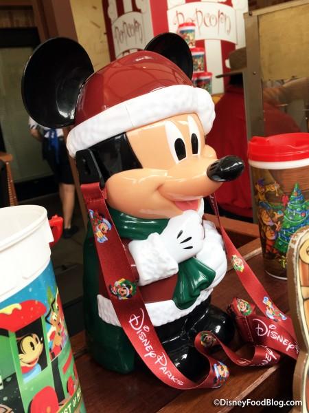 Micky Popcorn Bucket