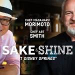 News: Sake & Shine Event with Chef Masaharu Morimoto and Chef Art Smith Coming to Disney Springs Dec. 3