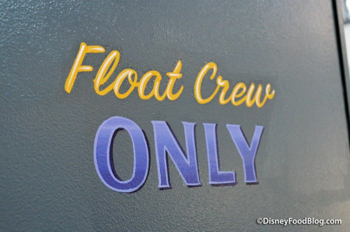 """Float Crew Only"""