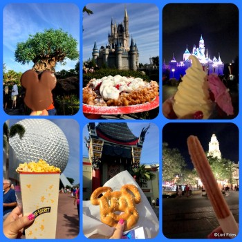 Six Parks, One Day Treats
