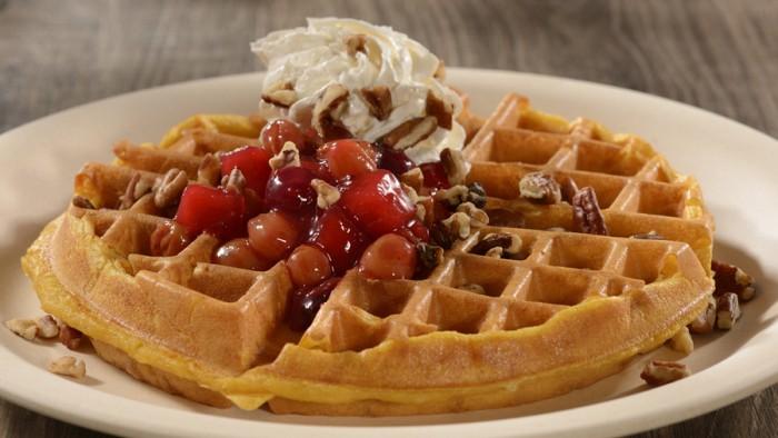 Sweet Potato Waffle ©Disney