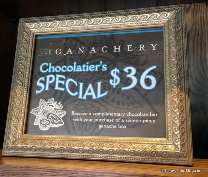 Chocolatier's Special