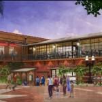 News: Groundbreaking Held for Wine Bar George in Disney Springs