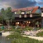 News: Geyser Point Bar & Grill Opening Summer 2017 at Disney's Wilderness Lodge