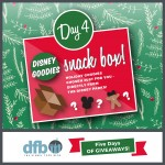 DFB Five Days of Giveaways Day 4: Win a Disney Goodies Snack Box from Disney Food Blog!