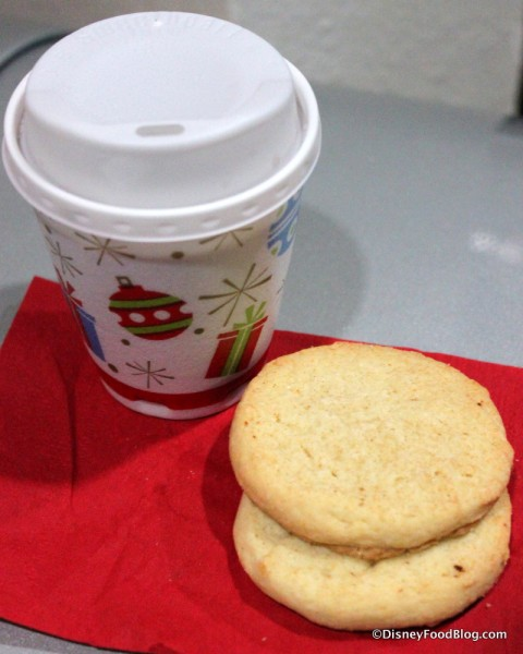 Hot Cocoa and Snickerdoodles
