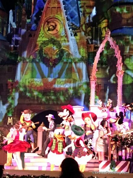 Mickey's Most Merriest Celebration