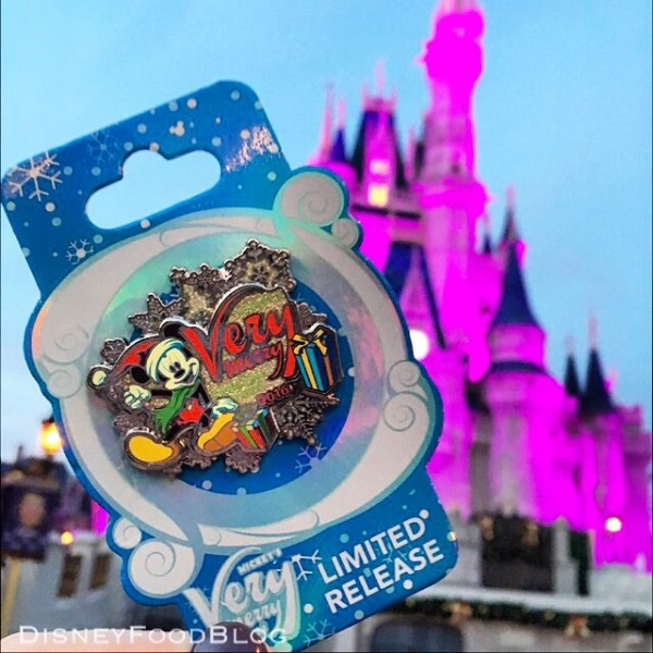 Mickey's Very Merry Christmas Party Pin