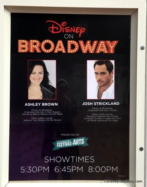 Disney on Broadway Concert Series