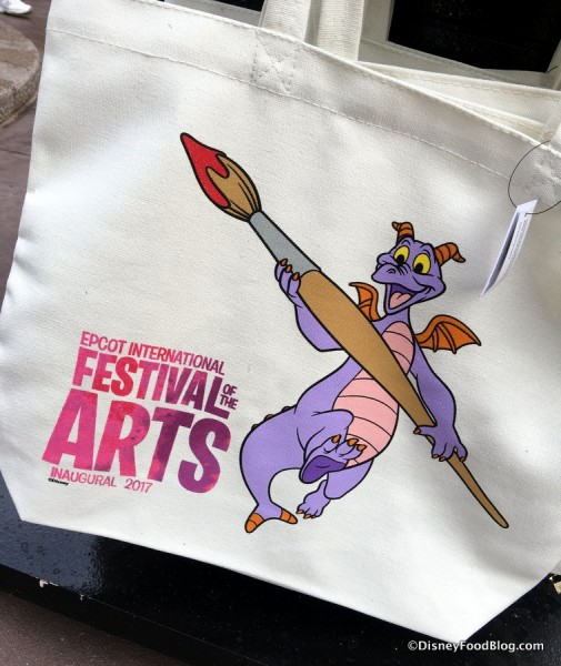 2017 Festival of the Arts merchandise