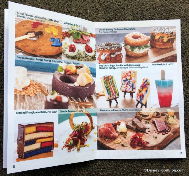 2017 epcot international festival of the arts the disney food blog festival of the arts passport fandeluxe Gallery