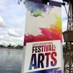 News! 2018 Epcot Festival of the Arts Dates