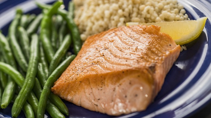 Lemon Salmon ©Disney