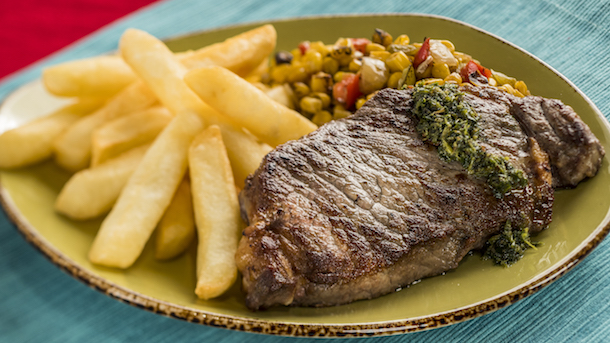 Chimichurri Steak ©Disney
