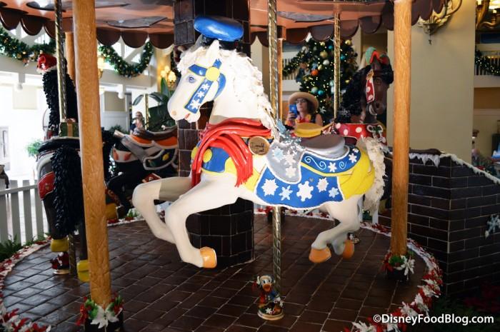 Donald Duck Horse