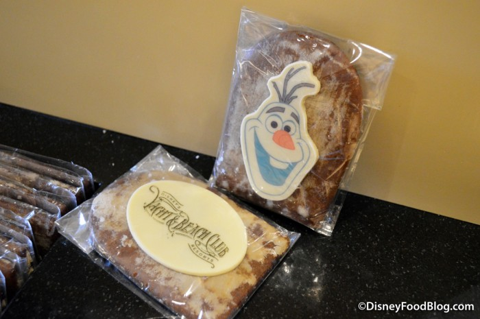 Gingerbread treats for sale