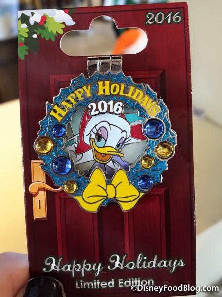 Holiday Pin
