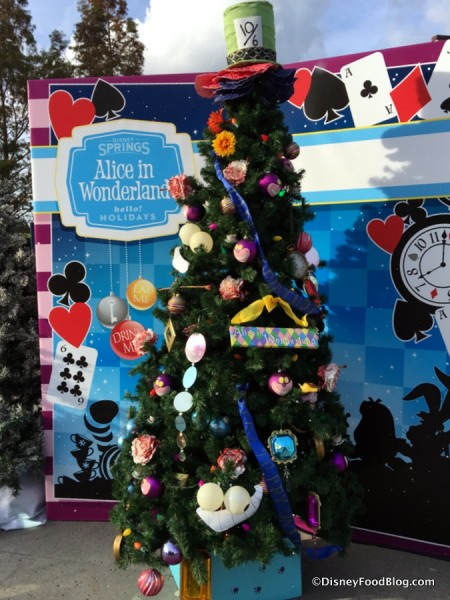 Alice in Wonderland Tree