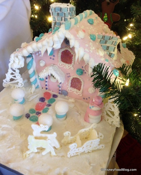 Individual Gingerbread House