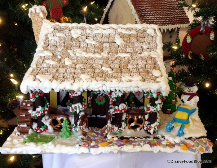 2016 BoardWalk Gingerbread Display