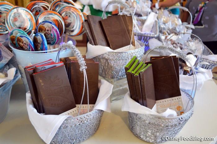 The Ganachery Chocolate Bars