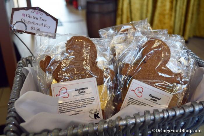Gluten Free Gingerbread Boy