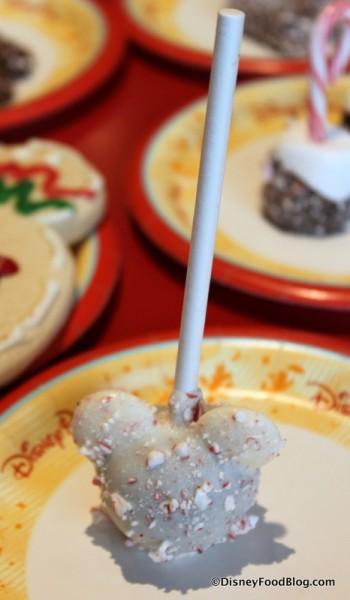 Mickey Cake Pop