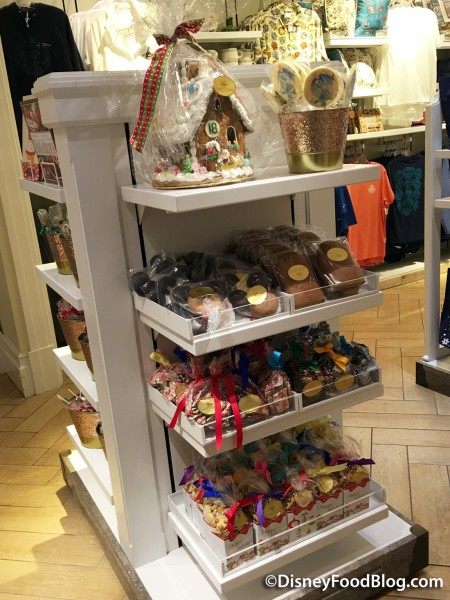 Sandy Cove store display