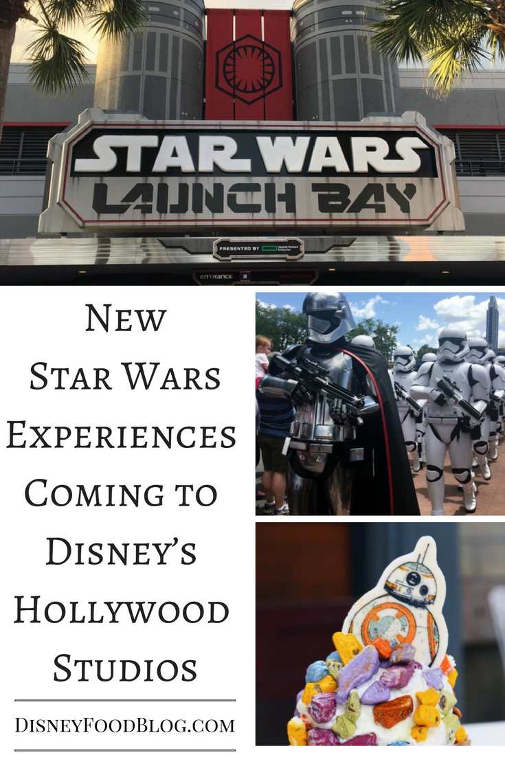 New Star Wars Experiences Coming to Disney's Hollywood Studios