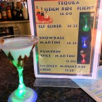 Guest Review: Holiday Drinks at Trout Pass Pool Bar in Disney's Wilderness Lodge