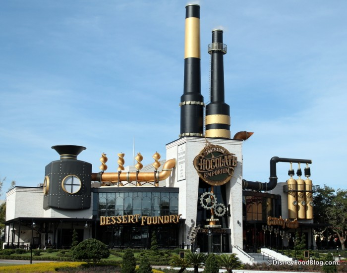 Toothsome Chocolate Emporium & Savory Feast Kitchen
