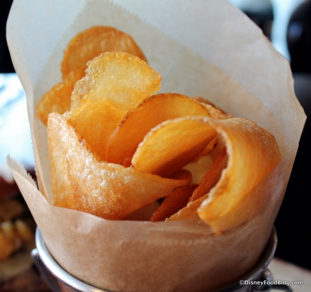 House-made Kettle Chips