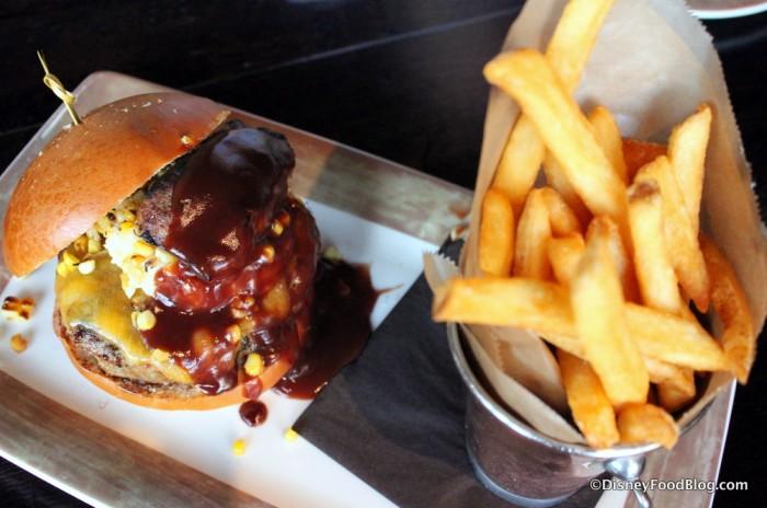 Blue Plate Burger