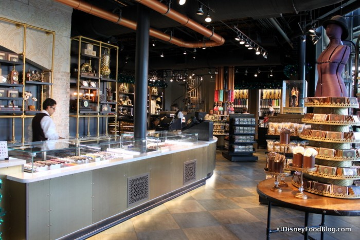 Merchandise Area