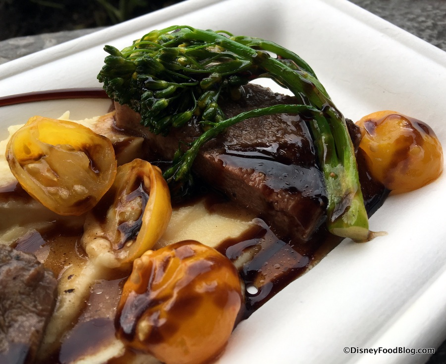 2017 Epcot International Festival Of The Arts Cuisine Classique The Disney Food Blog