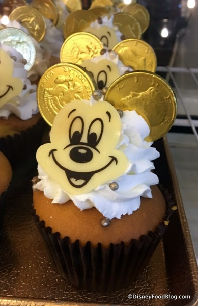 Mickey with Chocolate Coin ears